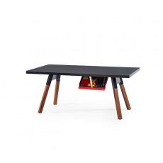Table De Ping-Pong L180cm You And Me Noir RS Barcelona JardinChic