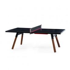 Table De Ping-Pong L220cm You And Me Noir RS Barcelona JardinChic