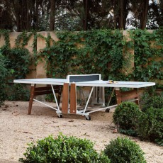 Table De Ping-Pong A Roulettes RS#Folding RS Barcelona JardinChic
