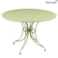 Table de repas 1900 Ø117cm Tilleul Fermob Jardinchic
