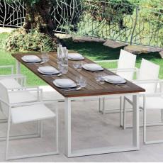 Table de Repas Essence Teck Talenti JardinChic