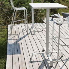 Table Haute Carrée Tonik Fast JardinChic