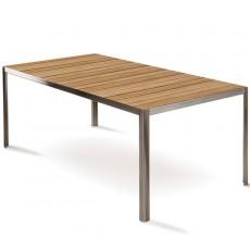 Table Nimio Cima Teck Fuera Dentro JardinChic
