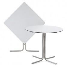 Table pliante - Zeta Ronde Carré JardinChic