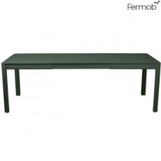 Table à Allonge Ribambelle 149/234x100cm Cèdre Fermob Jardinchic
