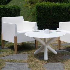 Table d'appoint Toy Plateau HPL Serralunga JardinChic