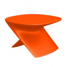 Table Basse / pouf UBLO Orange Qui est Paul? Jardinchic