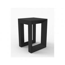 tabouret-bas-noir-frame-vondom-jardinchic