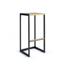 Tabouret De Bar Bas Garden Roshults JardinChic