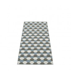 Tapis Storm - Charcoal - Fossil Grey 70x160 Pappelina JardinChic