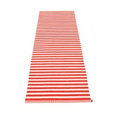 Tapis Duo Coral Red - Vanilla 85x260 Pappelina JardinChic