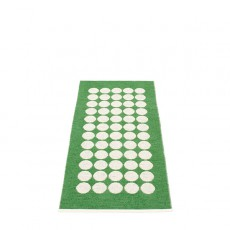 Tapis Fia Grass Green - Vanilla 70x150 Pappelina JardinChic
