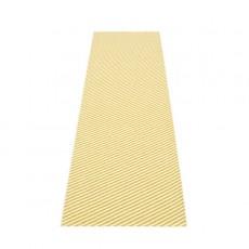 Tapis Will Mustard - Vanilla 70x250 Pappelina JardinChic