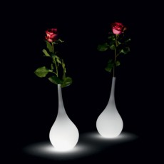 Vase Lumineux Ampoule S - Version Indoor - Myyour - Jardinchic
