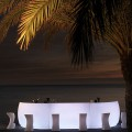 Bar Modulable Droit Lumineux Fiesta