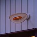 Applique Chauffante Murale Hotdoor avec Support Court