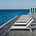 Lot de 2 Bains de Soleil Lazy Yacht