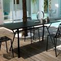 Table Rectangulaire L290cm Radice Quadra