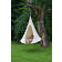 Tente Suspendue Cacoon Bebo Blanc Hang In Out JardinChic