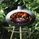 Barbecue Grill Forno Ambiance Jardin Détail Morso Jardinchic