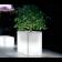 Jardinière Kube High Lumineuse Euro3plast Jardinchic