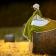 Plaid Vera Olive - Vanilla Pappelina Jardinchic