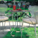 Table Pigalle Ronde Aluminium Ambiance Emu Jardinchic