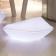 Fauteuil Ufo Light Vondom JardinChic