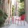 Tables Basses & Chauffeuse Yard Noir Emu JardinChic