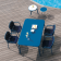 Fauteuils & Table Rectangulaire Yard Emu JardinChic