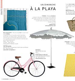 Parution Décor et Sens Magazine Montpellier Eté 2015