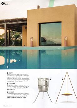 Extérieurs Design Novembre Décembre 2015 Guide Braséros
