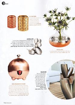 Extérieurs Design Novembre Décembre 2015 Colorama Or