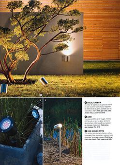 Sélection Lumières à Planter Extérieurs Design Janvier Février 2016
