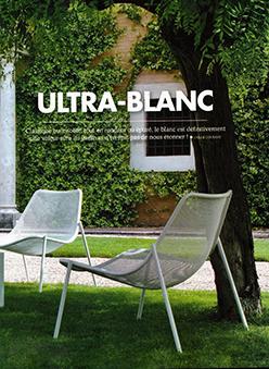 Sélection Ultra Blanc Extérieurs Design Janvier Février 2016