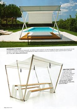 Extérieurs Design Juillet 2015 Toutes voiles dehors