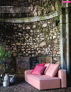 Parution Extérieurs Design Mai Juin 2016 JardinChic Garden Party