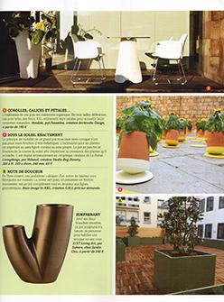 Parution Extérieurs Design Mars Avril 2015 On Plante Design!