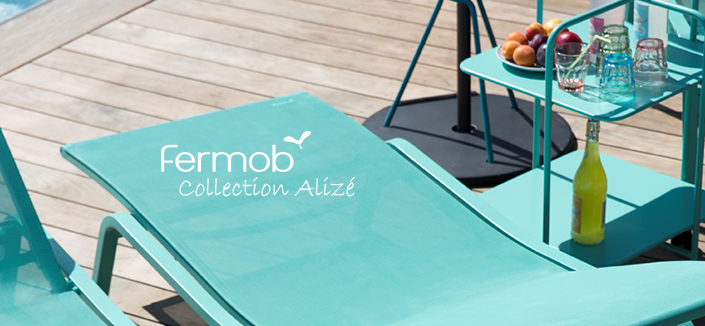 Collection Alizé Fermob