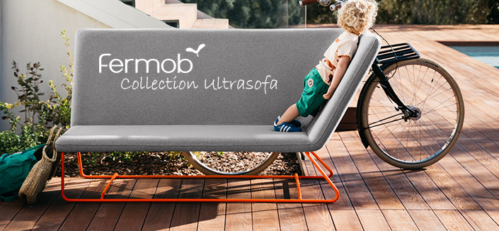 Collection Ultrasofa Fermob Jardinchic